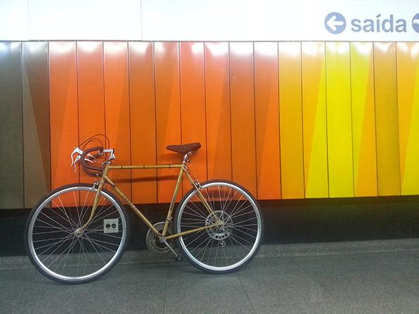 bike no metro