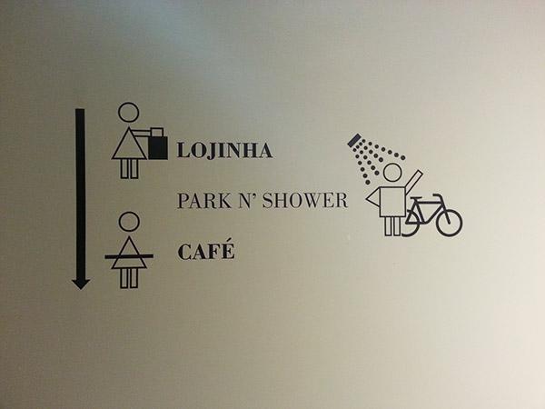 Foto do aro 27 bike cafe